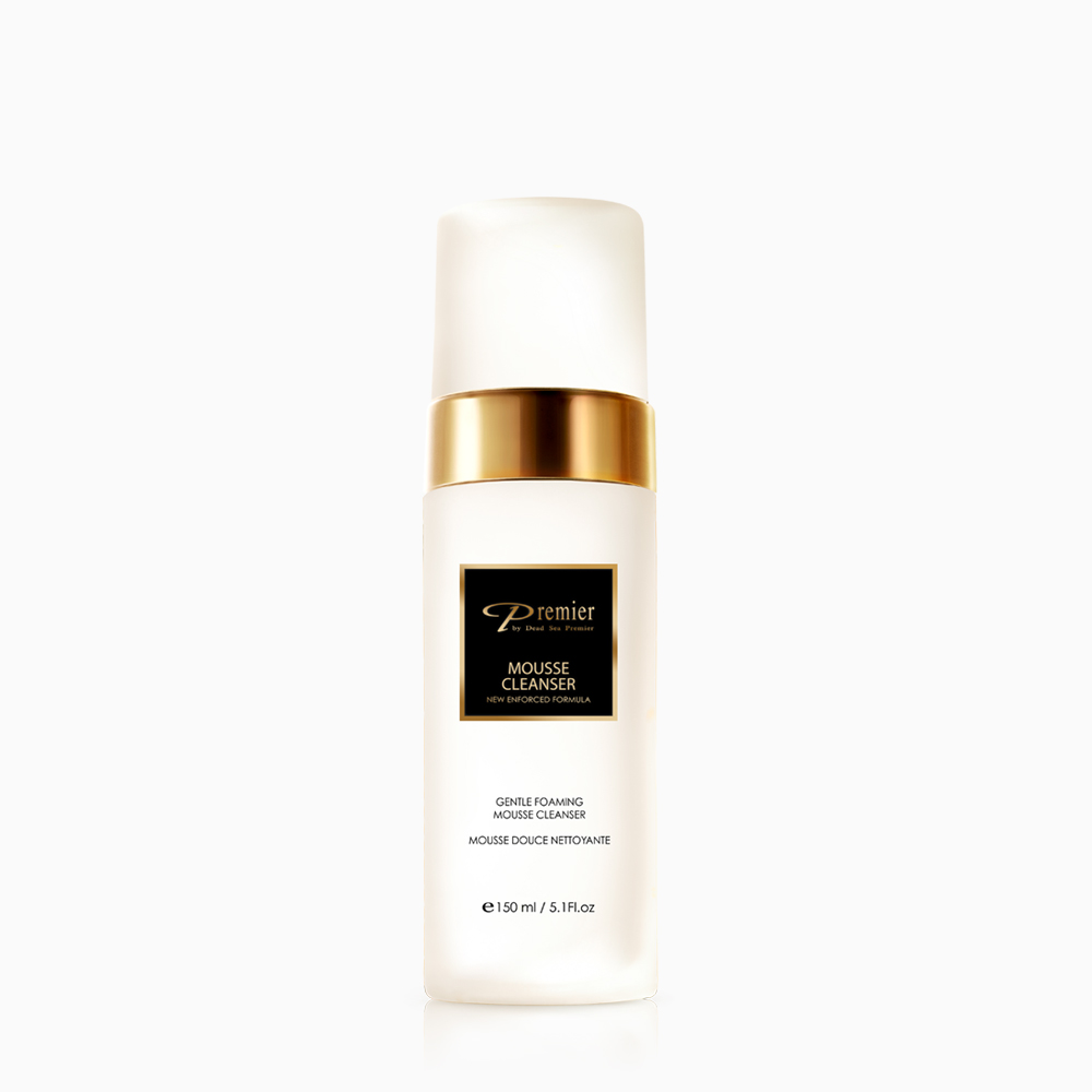 Gentle Foaming Mousse Cleanser