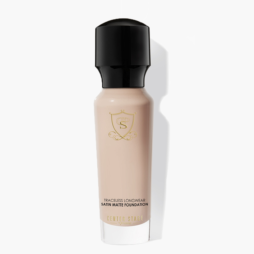 Traceless Longwear Satin Matte Foundation 1C Ivory